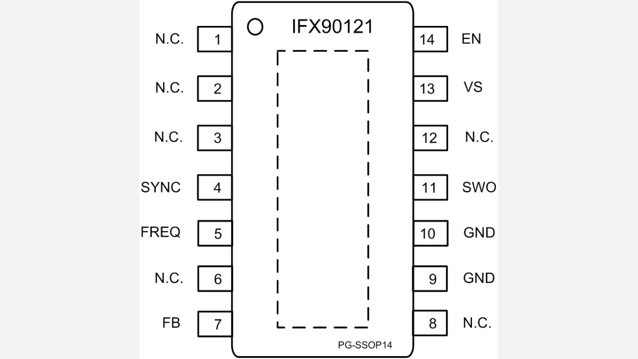 Ifx90121el V50 Infineon Technologies 555watchdogtimercircuit Digital Logic Purpose Of Diode In This 555 Prevnext