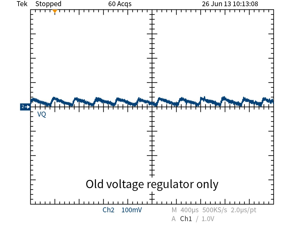 Voltage Regulator Output Capacitance Infineon Technologies Rectifier Circuit Oscillation With Too Low Esr Cq
