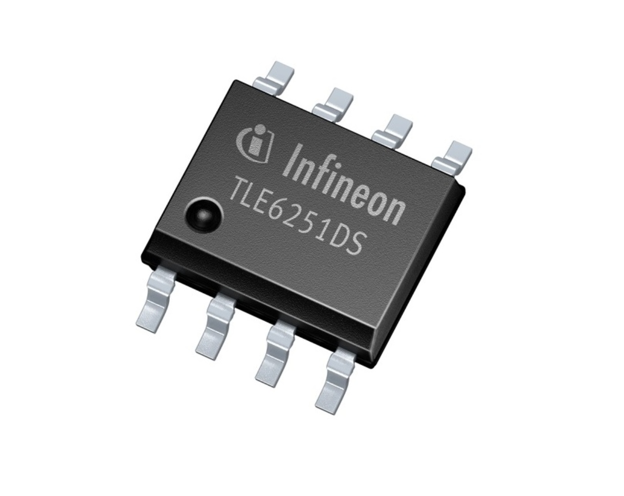 Tle6251ds Infineon Technologies Siemens Tle 4206 Pin Functions Datasheet And Application Schematic Product Family