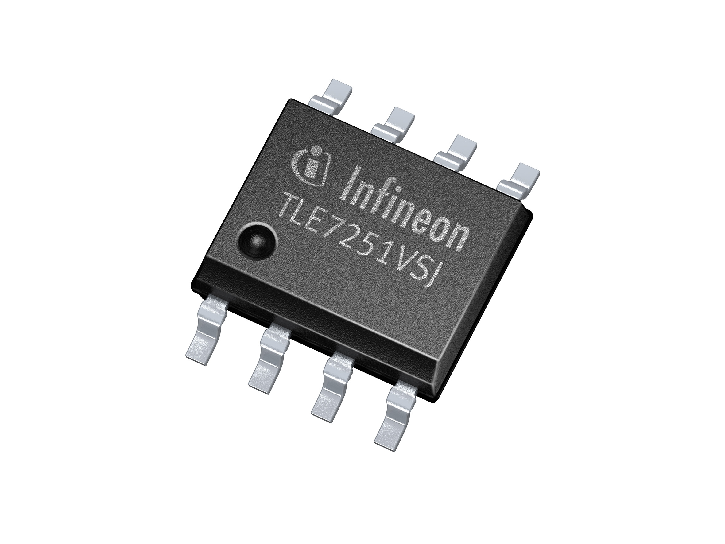Tle8718sa Infineon Technologies Use A Relay Or Smart Switch With The 45 Watt Higher Halogen Lights Tle7251vsj Automotive Can Transceivers Tle4276dv