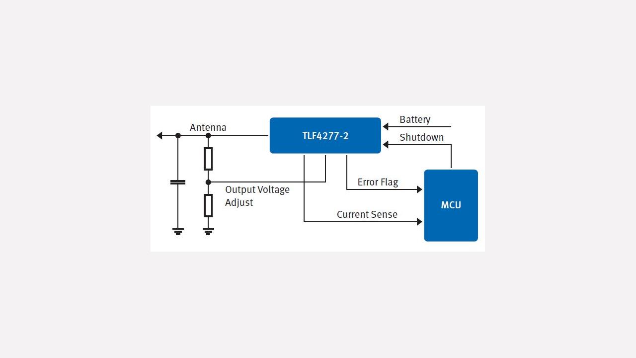 Tlf4277 2el Infineon Technologies Build Precision Receiver Battery Low Voltage Alarm Circuit Diagram Diagrams Prevnext