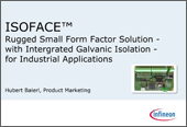 ISOFACE - EMI Reference Design - Integrated Galvanic Isolation
